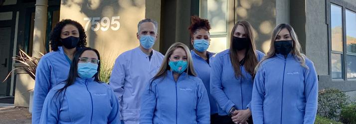 Chiropractic Novato CA Team at DeSalvo Chiropractic