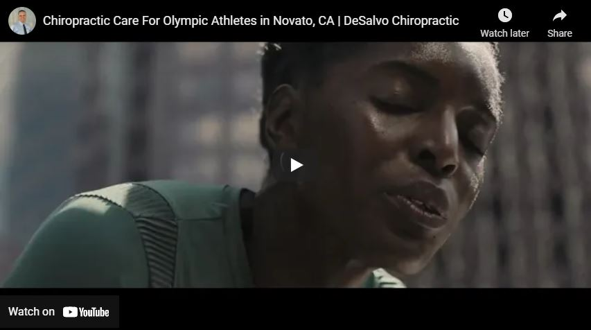 Chiropractic Care for Athletes in Novato CA